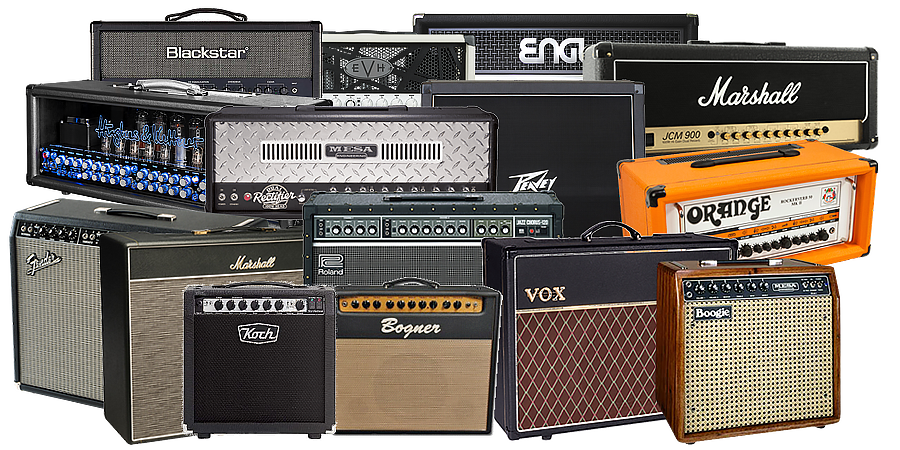 Guitar Amps Gear