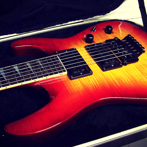 Charvel 750XL Flamed Maple