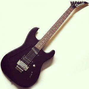 Charvel 275 Deluxe 1989