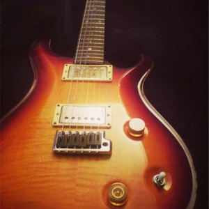 PRS CE 22 Bolt-On Maple Top