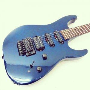 Washburn Mercury MG130 Stevie Salas